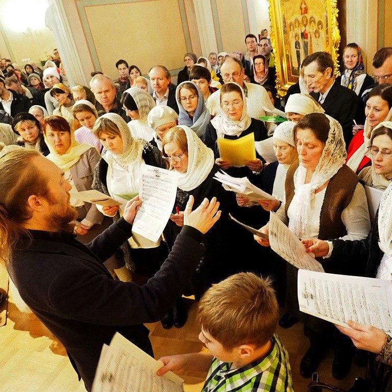 приглашаем в наш любительский хор